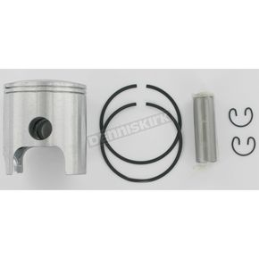 Parts Unlimited OEM-Type Piston Assembly - 68mm Bore - 09-806
