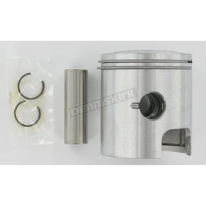 Parts Unlimited OEM-Type Piston Assembly - 66mm Bore - 8040