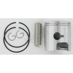 Parts Unlimited OEM-Type Piston Assembly - 67mm Bore - 8040-4