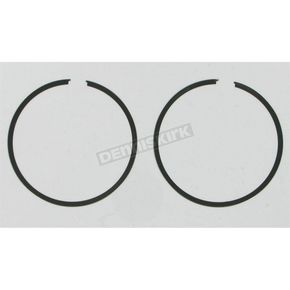 Parts Unlimited Piston Rings - 72.5mm Bore - R9053-2