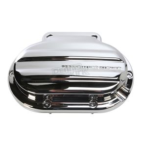 Performance Machine 6-Speed Cable Actuated Chrome Drive Transmission Cover - 066-2031-CH