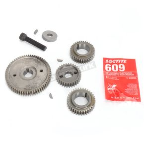 S&S Cycle Four-Gear Set for Gear-Driven Cams - 33-4285