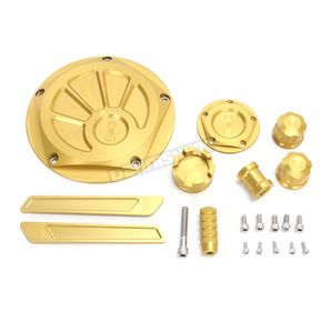 Rooke Customs Gold Dress Up Kit - R-BK04-6