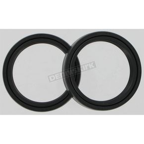 Parts Unlimited Fork Seals - 39mm x 51mm x 4/9mm - 0407-0154