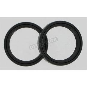 Parts Unlimited Fork Seals - 45mm x 57mm x 11mm - 0407-0155