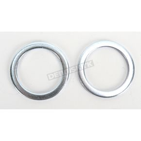 Genuine James Fork Seal Backup Washers - 45865-84