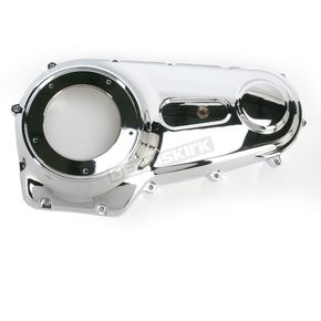 Chrome Outer Primary Cover - 1107-0325