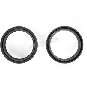 Parts Unlimited Fork Seals  - 0407-0324