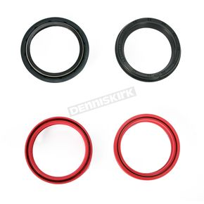 Drag Specialties Fork Seal and Dust Wiper Kit - 0407-0346