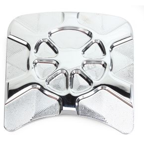 LA Choppers Artistic Chrome Inspection Cover Insert - LA-F440-04