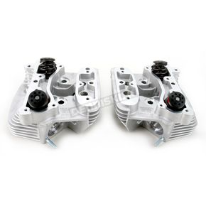 S&S Cycle Cylinder Heads With Natural Finish  - 90-1004