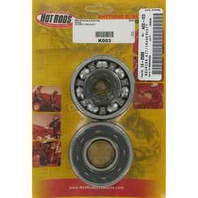 Hot Rods Main Bearing and Seal Kit - K003