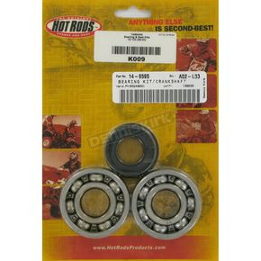 Hot Rods Main Bearing and Seal Kit - K046