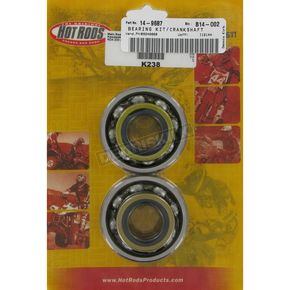 Hot Rods Main Bearing and Seal Kit - K238
