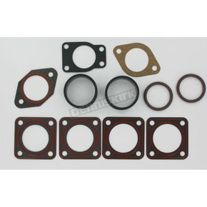 Genuine James Carb/Intake Manifold Seal Kit For SU Carbs - 27002-66-SU