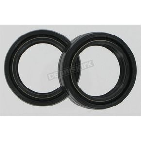 Parts Unlimited Fork Seals - 33mm x 46mm x 11mm - 0407-0124