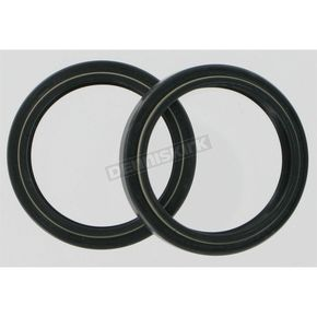 Fork Seals for White Power 40mm Fork Tubes - 40mm x 49.5mm x 7mm - 0407-0131