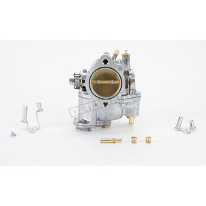 Chrome Super E Carburetor - 11-0420