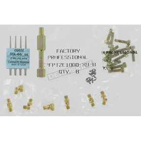 Factory Pro Configuration 10 Carb Recalibration Kit - CRBH7210