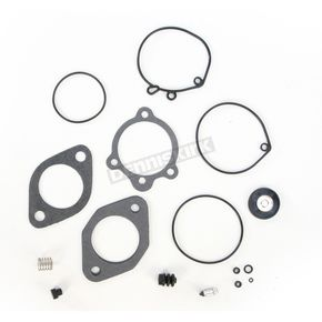Drag Specialties Rebuild Kit for 84-89 Keihin Butterfly Carbs - 1003-0291