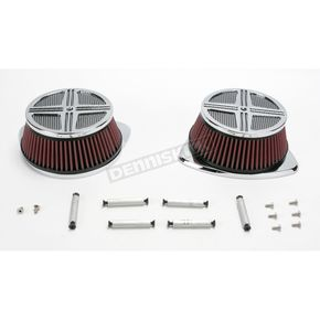 Baron Custom Accessories XXX Air Cleaner Assembly - BA-2381-00