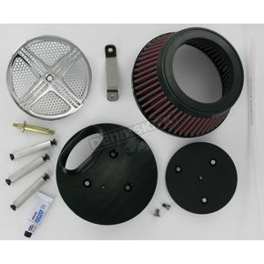 Baron Custom Accessories XXX Air Cleaner Assembly - BA-2341-00