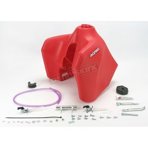 Acerbis 5.8 Gallon Red Fuel Tank - 2044330229