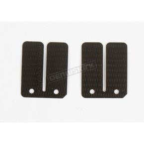 Adige Racing Parts .25 Thick Carbon Fiber Scooter Reeds - 83FC25