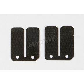Adige Racing Parts .25 Thick Carbon Fiber Scooter Reeds - 98FC25