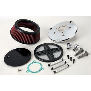 LA Choppers XXX Air Cleaner Assembly - LA-2390-01B
