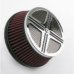 Baron Custom Accessories XXX Air Cleaner Assembly - BA-2362-00