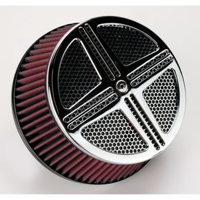 Baron Custom Accessories XXX Air Cleaner Assembly - BA-2322-00