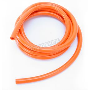 Samco Sport Orange 9mm I.D. x 3mm Wall Vacuum Tubing - USA-VT9B-3W-OR