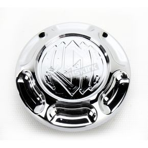 Roland Sands Design Chrome Vintage Fuel Gauge Cap - 0212-2012-CH
