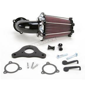 Performance Machine Contrast Cut Fast Air Intake Solution - 0206-2050-BM