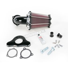 Performance Machine Contrast Cut Fast Air Intake Solution - 0206-2051-BM