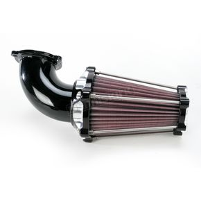 Performance Machine Contrast Cut Fast Air Intake Solution - 0206-2052-BM
