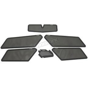 StraightLine Performance FrogzSkin Hood Vent Kit - F0078