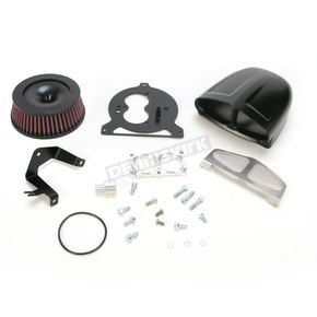 Cobra Black Powrflo Air Intake - 06-0467B