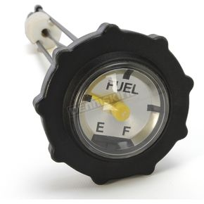 EPI Performance Kelch Style Non-Vented 13.25 in. Gas Cap with Gauge - EPIGC5