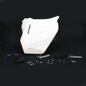 Acerbis 5.3 Gallon White Fuel Tank - 2250360002