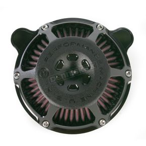 Performance Machine Black Ops Max HP Air Cleaner - 0206-2081-SMB
