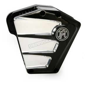 Performance Machine Platinum Cut Scallop Air Cleaner - 0206-2087-BMP