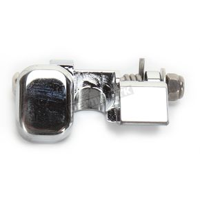 Joker Machine Chrome Gas Cap Latch - 12-041C