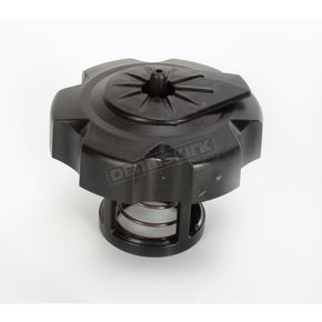 Tuff Jug Black Quick Fill Fuel Cap - QCKB