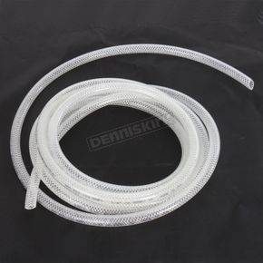 Helix Racing Products Clear 1/4 in. High Pressure Fuel Line - 10 Feet - 140-0107