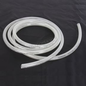 Clear 3/8 in. High Pressure Fuel Line - 10 Feet - 380-0307