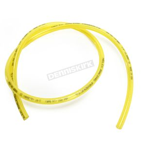 Yellow 1/4 in. High Pressure Fuel Line - 3 Feet - 140-3104