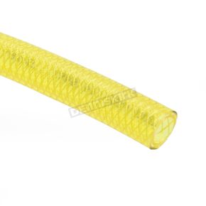 Helix Racing Products Yellow 5/16 in. High Pressure Fuel Line - 3 Feet - 516-4734