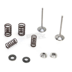 Moose Stainless Intake Valve and Spring - 0926-2574